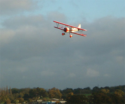 Super Stearman 40